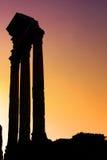 Oud Rome royalty-vrije stock afbeeldingen
