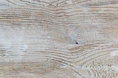 Oud rustiek kras en van de schade grijs houten textuur close-up als achtergrond stock afbeelding