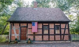 Oud Salem Buildings Royalty-vrije Stock Foto