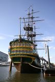 Oud schip 2 Stock Foto's