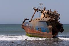 Oud schip Stock Fotografie