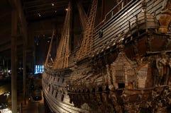 Oud schip, schip Royalty-vrije Stock Foto's