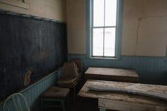 Oud Schoolgebouw Royalty-vrije Stock Foto
