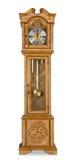 Oud Staand horloge Royalty-vrije Stock Fotografie