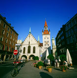 Oud Stadhuis Stock Foto's