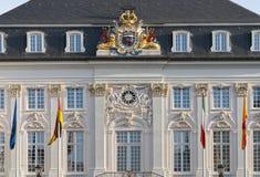 Oud Stadhuis in Bonn Stock Afbeeldingen