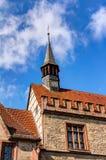 Oud stadhuis in Göttingen Royalty-vrije Stock Fotografie