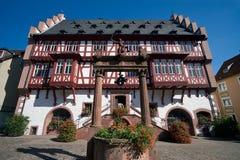 Oud Stadhuis - Hanau Royalty-vrije Stock Afbeeldingen