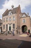Oud stadhuis van montfoort royalty-vrije stock fotografie