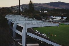 Oud stadion Stock Foto