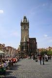 Oud Stadsvierkant, Praag, Tsjechische Republiek Royalty-vrije Stock Fotografie
