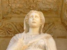 Oud standbeeld Stock Afbeelding