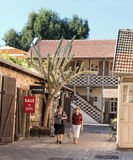Oud Station, Tel Aviv Royalty-vrije Stock Fotografie