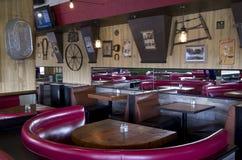 Oud stijlrestaurant Royalty-vrije Stock Afbeeldingen