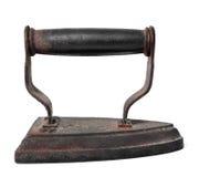 Oud strijkijzer Stock Foto