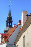 Oud Tallinn Stock Foto's