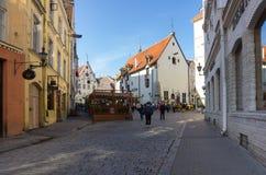 Oud Tallinn Royalty-vrije Stock Foto