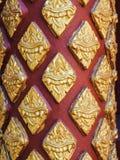 oud Thais ontwerp Stock Afbeeldingen