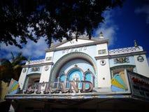 Oud Theater in Key West royalty-vrije stock foto