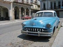 Oud-tijdopnemer, Cuba Stock Afbeeldingen