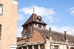 Oud traditioneel huis in York Stock Afbeeldingen