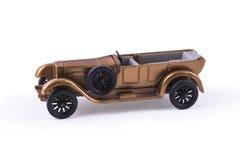 Oud, uitstekend, autostuk speelgoed Stock Afbeelding