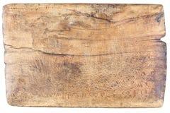 Oud, uitstekend, houten, hakbord stock afbeeldingen