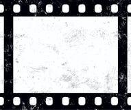 Oud uitstekend retro de filmkader van 35 mm grunge royalty-vrije illustratie