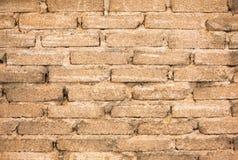 Oud van zolderbakstenen muur Uitstekende stijl Royalty-vrije Stock Fotografie