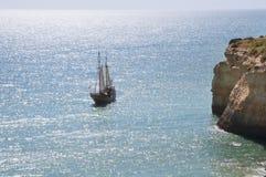 oud varend schip Royalty-vrije Stock Fotografie