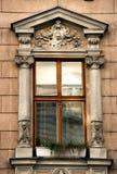 Oud venster Royalty-vrije Stock Foto's