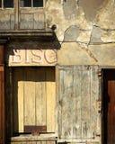 Oud venster Stock Fotografie