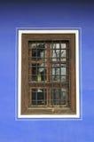 Oud venster, Bulgarije Stock Fotografie