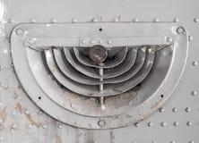 Oud ventilatietraliewerk Stock Afbeelding