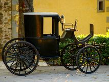 Oud vervoer Royalty-vrije Stock Foto