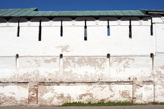 Oud vestingwerk Royalty-vrije Stock Foto