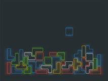 Oud Videospelletje vector illustratie