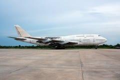 Oud vliegtuig Royalty-vrije Stock Foto