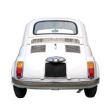 Oud weinig auto Royalty-vrije Stock Foto's