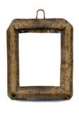 Oud weinig frame voor een foto Royalty-vrije Stock Afbeeldingen