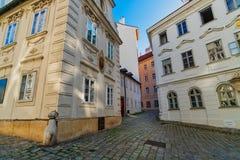 Oud Wenen stock afbeelding
