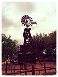 Oud windmiljoen Moskou gebied Stock Afbeeldingen