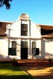 Oud Zuidafrikaans huis stock foto