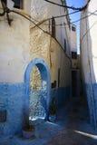 Oudaya Marokko Royalty-vrije Stock Afbeeldingen