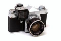 Oude 35mm Camera 3 Royalty-vrije Stock Afbeeldingen