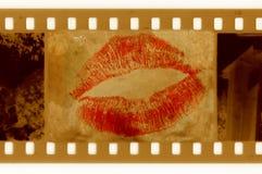 Oude 35mm frame foto stock foto's