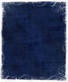 Oude Achtergrond met Victoriaans Frame Royalty-vrije Stock Afbeelding