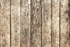 Oude achtergronden en textuur houten vloer of muur Royalty-vrije Stock Afbeeldingen