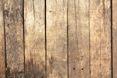 Oude achtergronden en textuur houten vloer of muur Stock Afbeelding