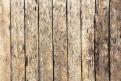 Oude achtergronden en textuur houten vloer of muur Stock Fotografie